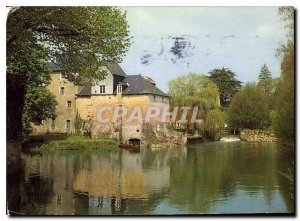 Modern Postcard Our beautiful landscapes of France
