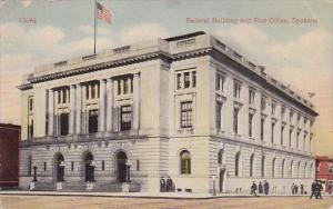 Washington Spokane Federal Building And Post Office
