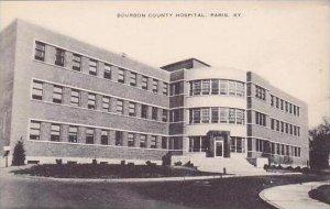 Kentucky Paris Bourbon County Hospital Artvue