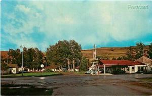 MT, Red Lodge, Montana, Harley's Cottages Motel, Dexter Press No. 80429-C