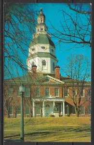 Maryland, Annapolis - State House - [MD-008]