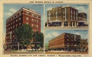 Warren Hotels Misc KS Unused