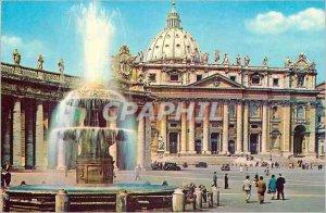 Postcard Modern Citta del Vaticano St. Peter's Square