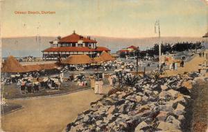 South Africa Durban, Ocean Beach, animated 1923