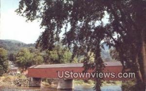 Covered Bridge, Housatonic River