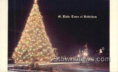 Christmas City - Bethlehem, Pennsylvania