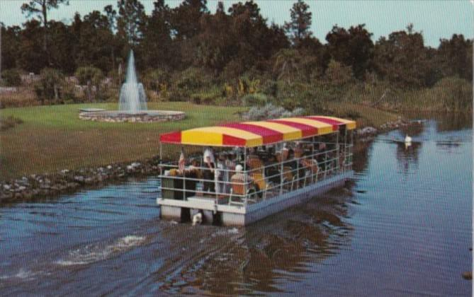 Florida Homosassa Springs Scenic Boat Ride