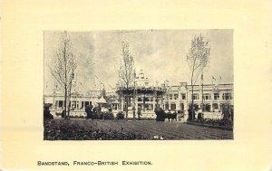 Postcard exhibitions Bandstand Franco-British Exhibion