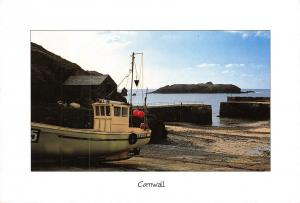 Cornwall Postcard Mullion Harbour, Photo by Alex Aitken #964