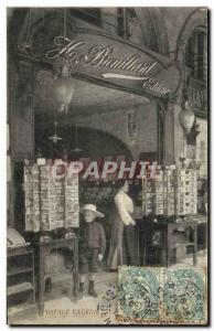 Old Postcard Postcards Publisher Breuillard TOP