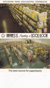 Kitchener News & Book Store , KITCHENER , Ontario , Canada , 50-70s