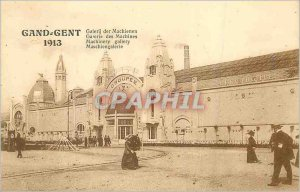 Postcard Old Gent Gent 1913 Machine Gallery