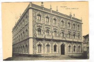 Toledo, Hotel Castilla, Spain, 00-10s