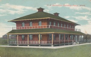 PASCO , Washington, 1911 ; N.P. Recreation Building