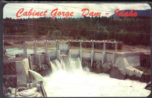 Cabinet Gorge Dam,ID