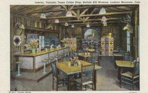 Lookout Mt. , Colorado, 30-40s ; Pahaska Tepee Coffee Shop , Inside