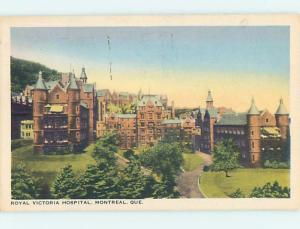 W-Border ROYAL VICTORIA HOSPITAL Montreal QUEBEC hs0453