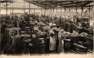 CPA DUNKERQUE - La halle au poisson (193306)