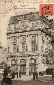 CPA PARIS 10e - Theatre de la Renaissance (254392)
