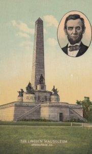 SPRINGFIELD , Illinois, 1900-10 ; The Lincoln Mausoleum, Oak Ridge Cemetery