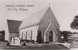 RP, TELL CITY , Indiana, 1920-1940s ; Emmanuel Lutheran Church