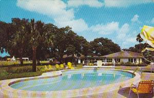 Florida St Augustine Courtesy Court Swimming Pool