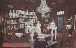 Florida Saint Augustine The Pamed CCrystal Room In the Lightner Museum Of Hob...