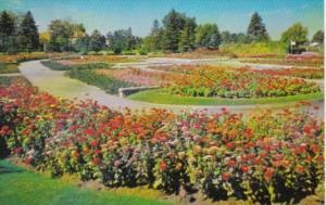Canada Botanical Gardens Sherbrooke Street East Montreal