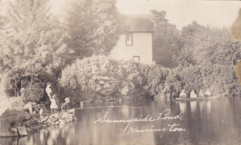 RP: HARINGTON , Ontario , Canada , PU-1912 ; Sunnyside Pond