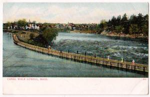 Canal Walk, Lowell Mass