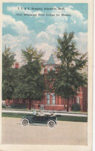 COLUMBIA , Mississippi , 1910s ; I.I.& C. Hospital