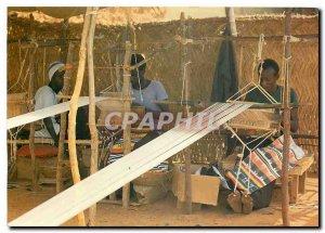 Postcard Modern Crafts Chex weavers