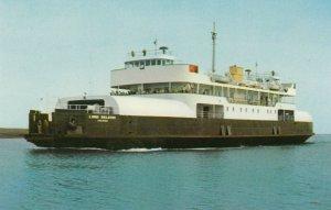 Ferry Lord Selkirk , Canada , 1950-60s ; P.E.I. to Nova Scotia