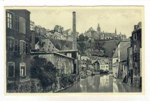 Ville Haute Et Grund, Luxembourg, 1900-1910s