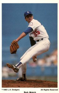 Bob Weich,LA Dodgers Baseball