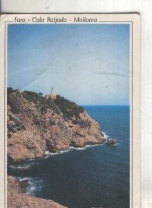 Postal 4825 : Faro en Cala Ratjada de Mallorca
