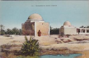 Senegal Marabouts Dans L'Oasis