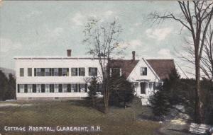 Cottage Hospital , CLAREMONT , New Hampshire , 00-10s