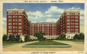 The Melrose Hotel -tx_dallas_0119
