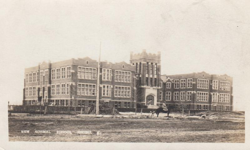 RP: REGINA, Saskatchewan, 1900-10s; New Normal School