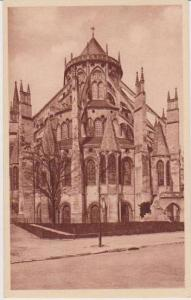 La Catherale Abside, Bourges, Cher, France 1900-1910s