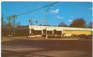 Post Office, Anderson, South Carolina, 1960s