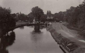 RP: SUNBURY Lock, Walton On Thames , England , 1910s