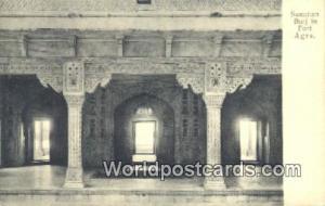 Fort Agra, India Summan Burj  Summan Burj