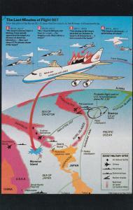 The Last Minutes of Flight 007, Soviet Su-15, Korean Air Liner, 80s