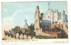 Capilla Del Cerro De Guadalupe, Mexico, PU-1908