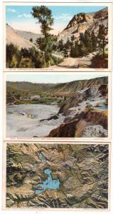 3 - Yellowstone Park WY