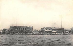Engineer Field Park Basra Persian Gulf Raphael Tuck Postcard