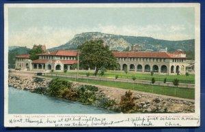 Trinidad Colorado co Cardenas Hotel old postcard