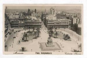 RP  Montevideo, Uruguay, Plaza Independencia, 00-10s